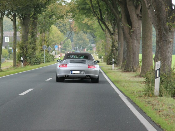 Sealgrey911 on the road