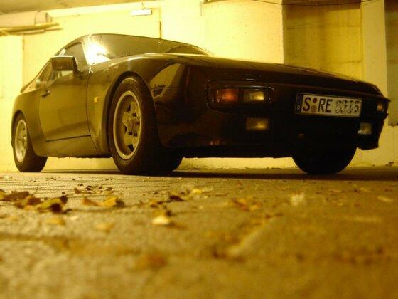 My 1st Porsche