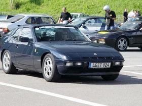 924S2 am Heidbergring kurz vor dem Start