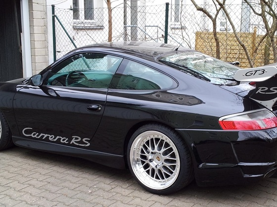 Carrera RS