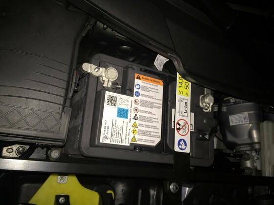 992 Batterie