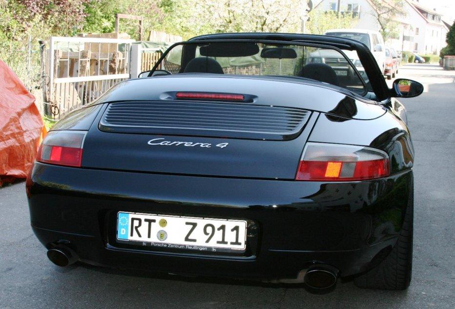 996 C4 Cabrio