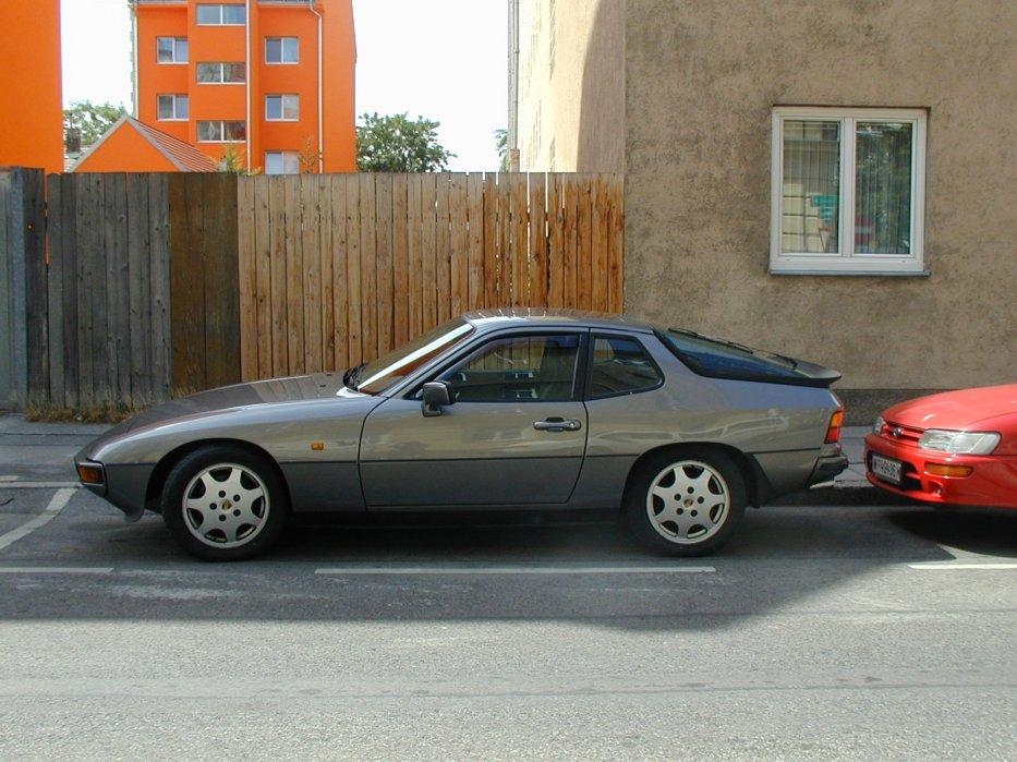 restaurierter 924S