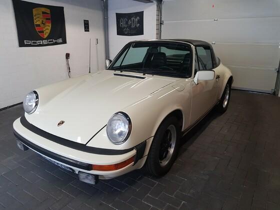 Neuer Porsche im Stall Porsche 3.0 SC von Baujahr 1981