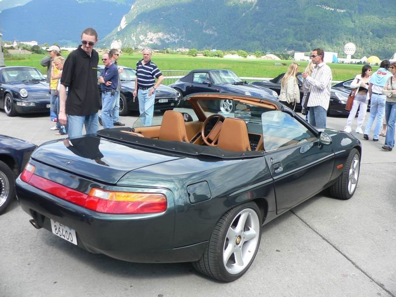 Porsche 928 Cabrio