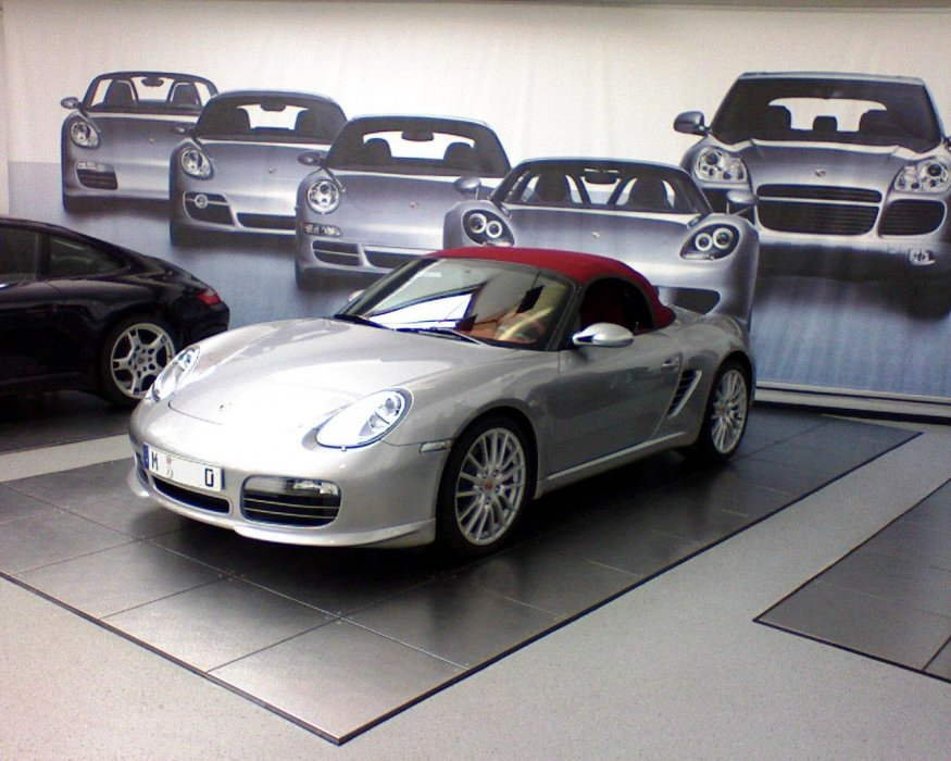 Boxster RS 60