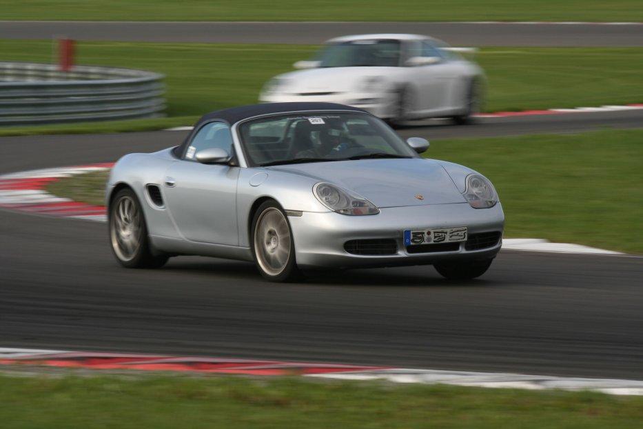 Leipzig Performance Porsche Sport Driving School 1