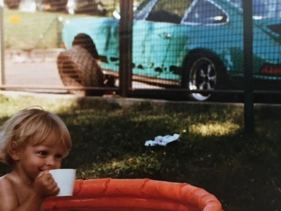 Meine Kindheit!