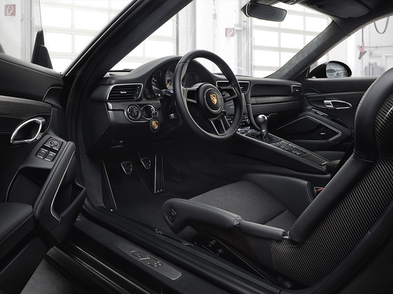 Porsche 911 GT3 Touring Galerie 01
