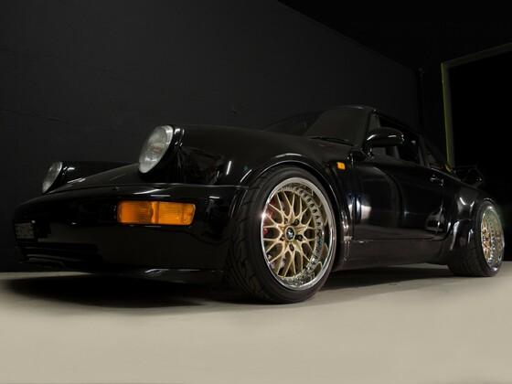 Sportec Porsche Turbo II - Bad Toys II