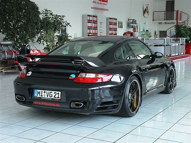 997 Turbo Umbau 1
