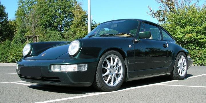 Mein Porsche 964