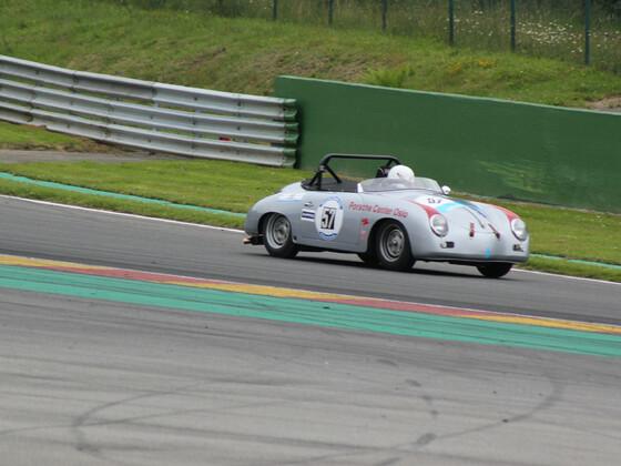 Circuit de Spa-Francorchamps Summer Days 2018 Only Porsche