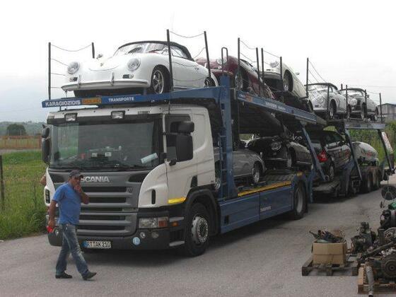 Export nach Schweiz