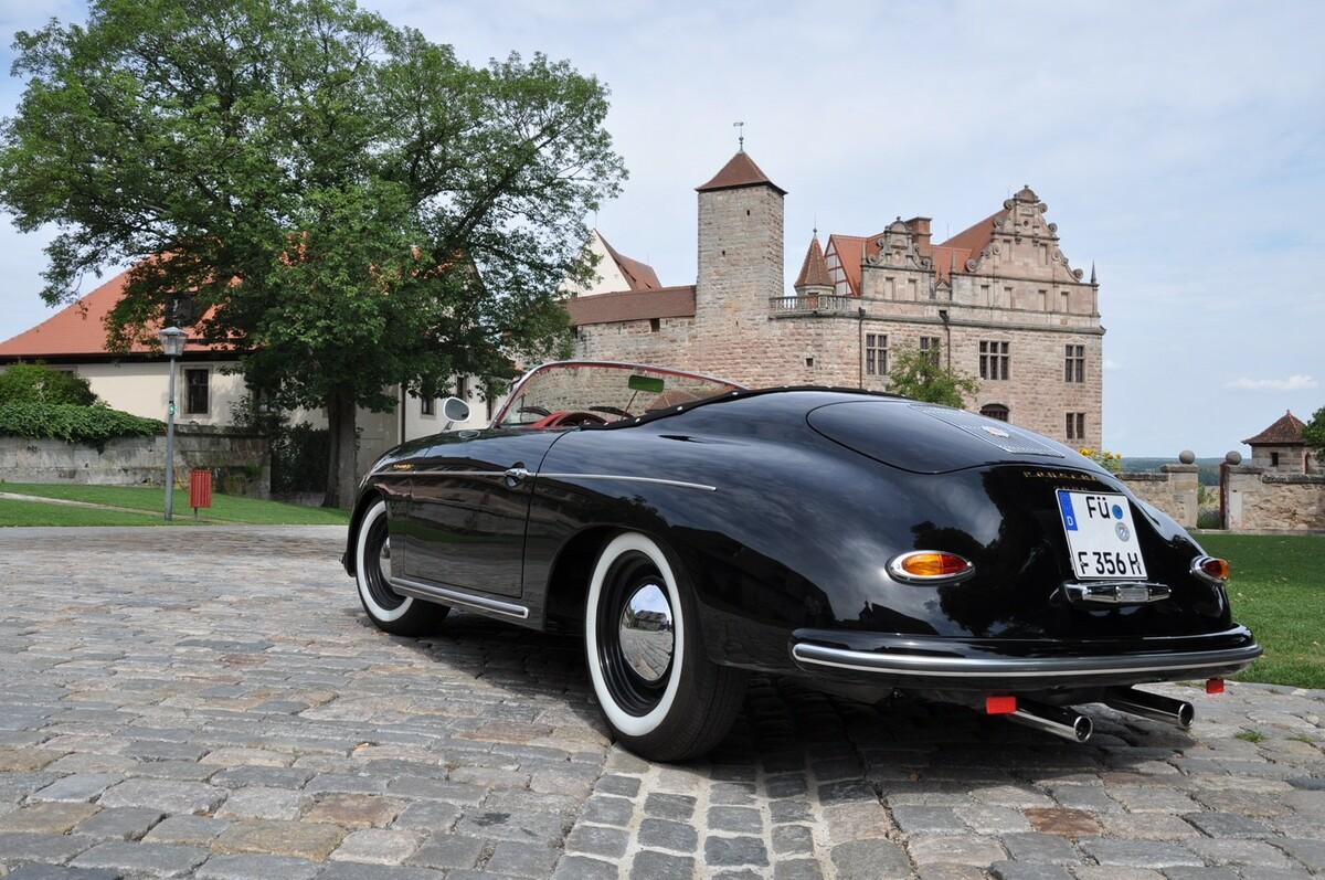 Speedster 356 Rep