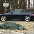 GT3 Front und Ruf Heckflügel