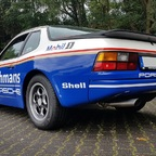 Porsche 944 2.5 1984 - Rothmans Racing Folierung