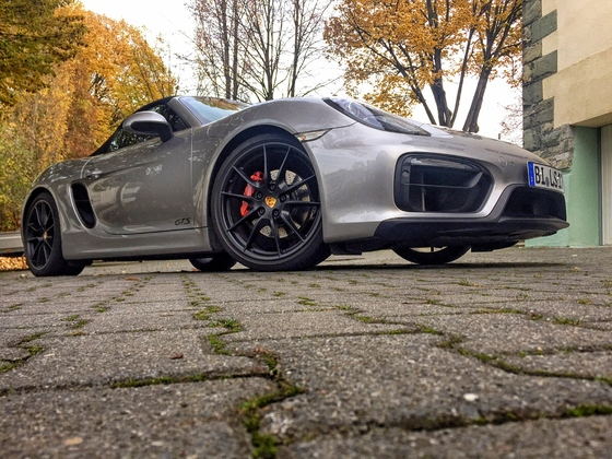 Boxster 981 GTS