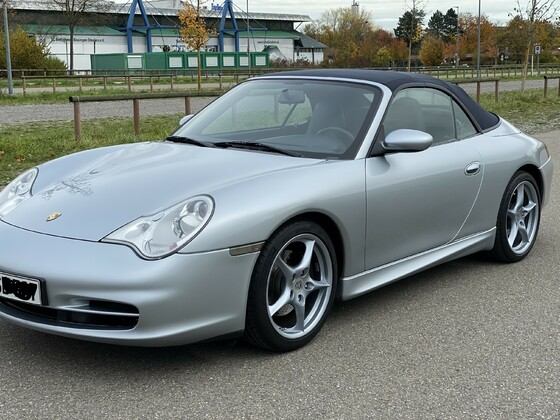 911 - 996 Cabrio Bj07.2003 zum Verkauf!