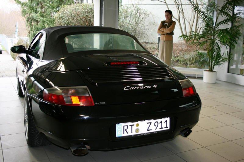C4 Cabrio