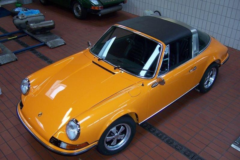 Porsche 911 Bj72
