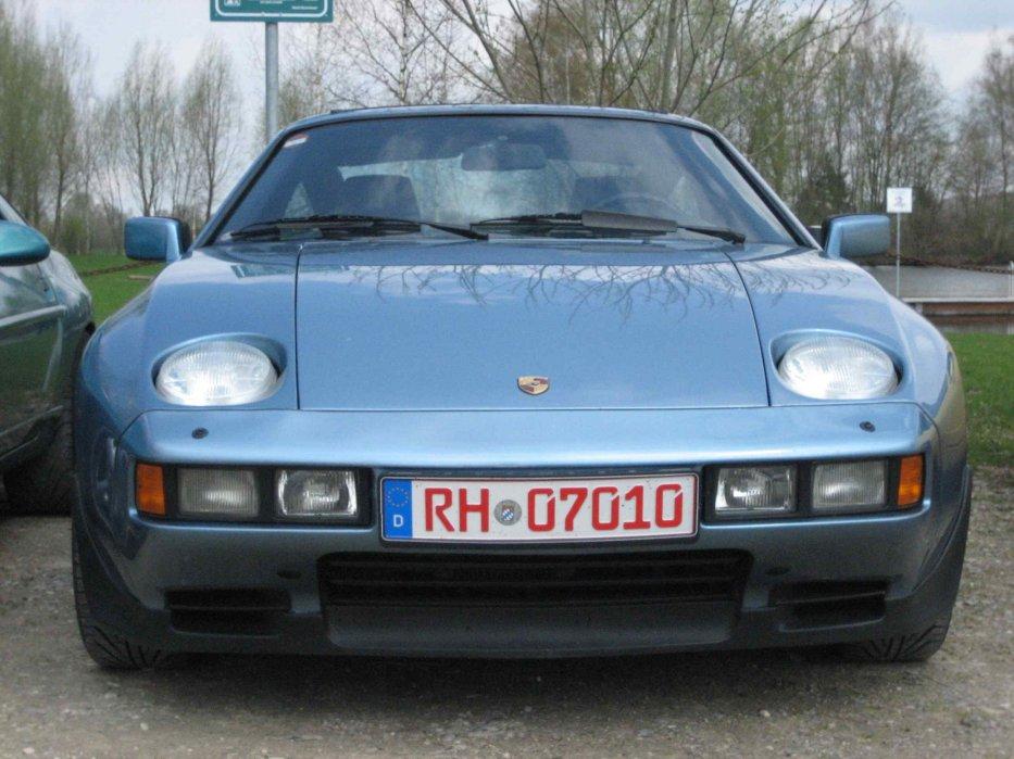 mein 928 S