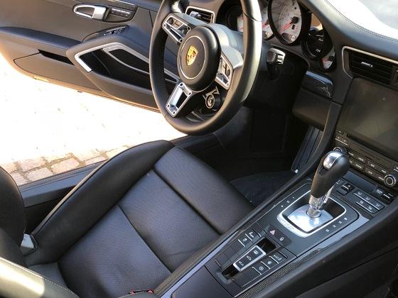 Turbo S black Beauty