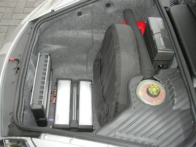 996  Kofferraum