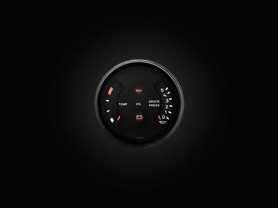 Porsche Cockpit