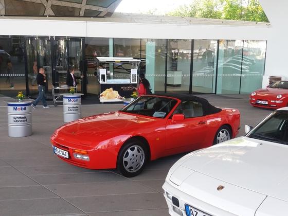 944S2 Transaxletag im Porschemuseum 2016