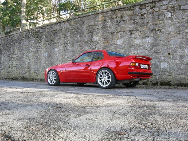 Porsche 944Turbo  / M030 & M220