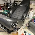 Mai 2021 - Fahrersitz Schalter Höhenverstellung defekt