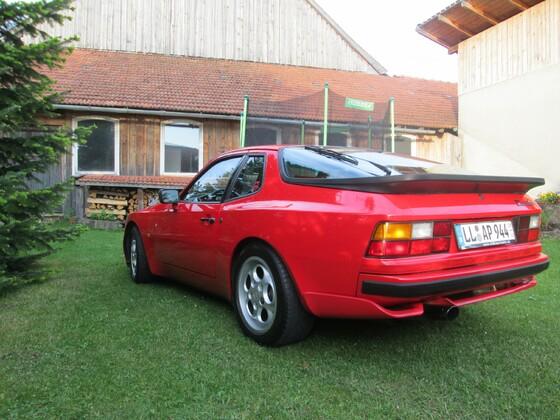 944 Turbo aus Oberbayern