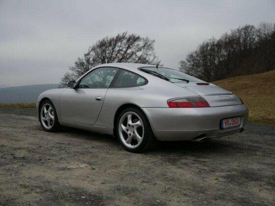 996 C4 ganz frisch