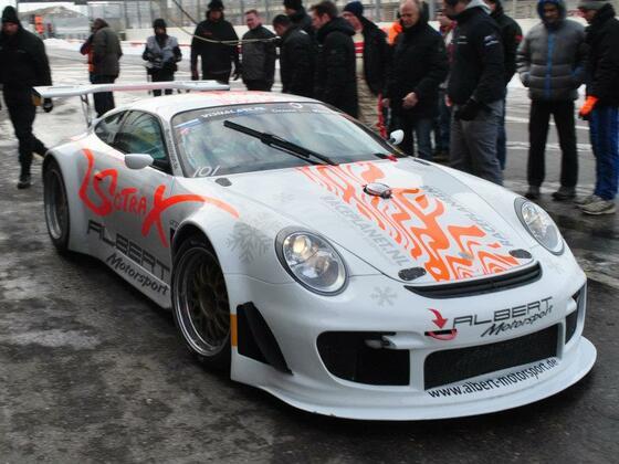 Porsche 996 - 997 GT2 R mit 800 PS by Albert Motorsport