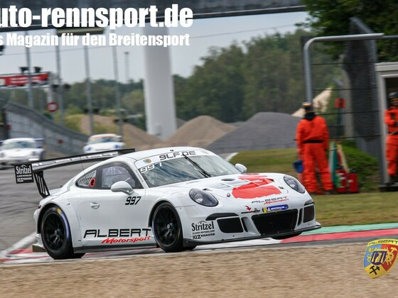 Albert Motorsport GT3 MR