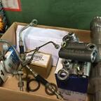 Umbau hydraulische Spanner