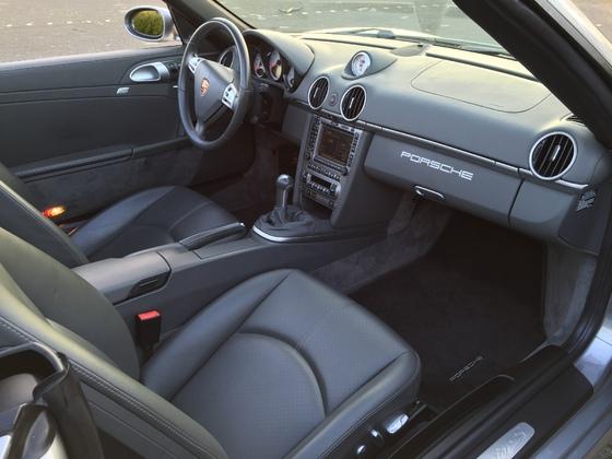 987 Boxster S 3.2l - 280 PS (2006)