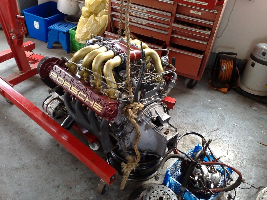 my new engine