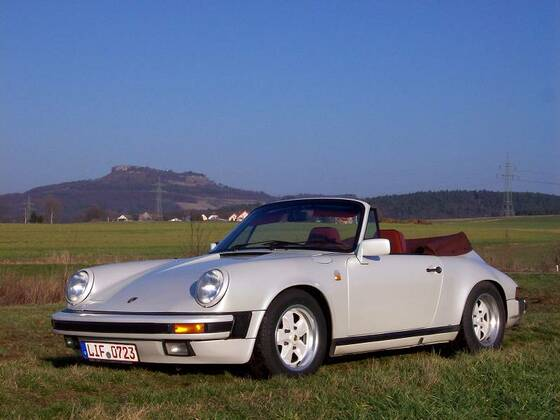 "911 Carrera Cabrio ""Thurn & Taxis"""