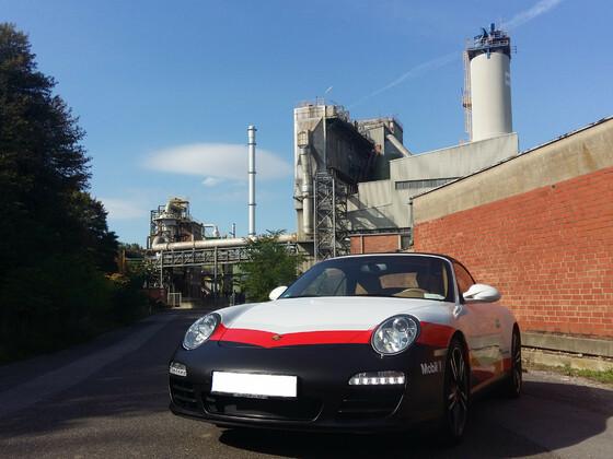Porsche 911 - 997 Cabrio FIA WEC GT PRO Werkslackierung vom Porsche 911 GT3 RSR