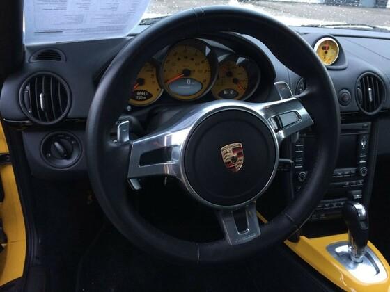 Porsche Boxster S 987 FL
