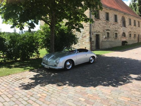 356 speedster replika