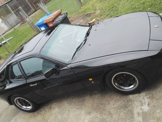 Mein 944...Zwischenstand