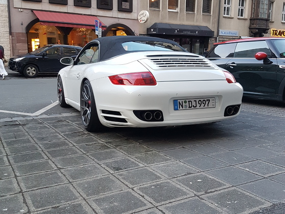 997 Turbo Touring