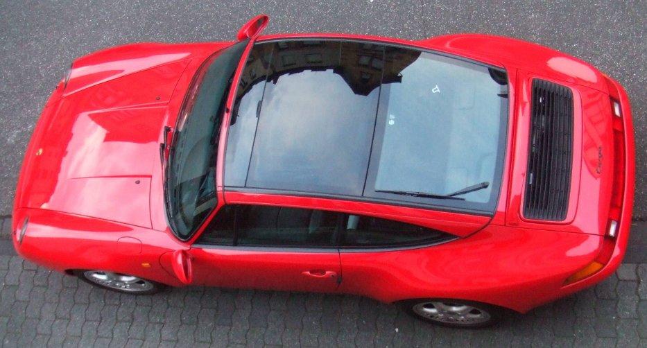 993 Targa Bj.96