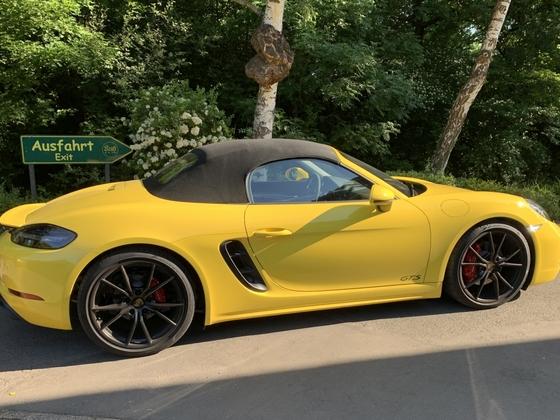 Porsche 718 GTS
