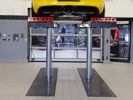 GT4 Boxenstop