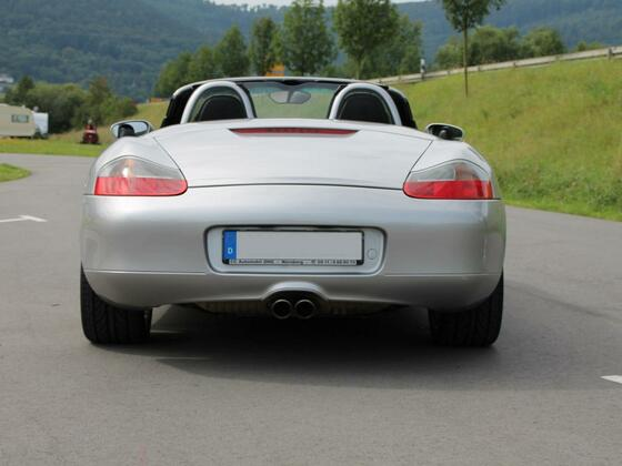 Boxster 986S