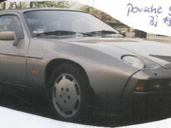 928S Automatik, den ich von 1994 bis 1995 besaß